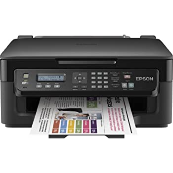 Epson Workforce WF-2510WF - Impresora multifunción (WiFi, con ...