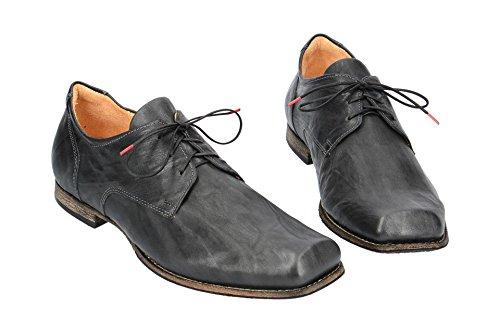 Think!  7-87690-20 -, Chaussures de ville à lacets pour homme Dunkel-Grau