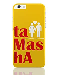 PosterGuy iPhone 6 Plus / iPhone 6S Plus Case Cover - Tamasha | Designed by: Woodle Doodle
