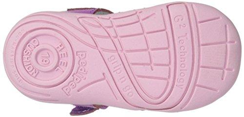 pediped Sabine, Sandales Bout fermé fille Purple (Purple Berry)