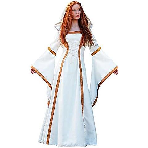 Costume Taglia M l' Armatura Medievale Eleana