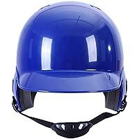 Dilwe Casco de Béisbol de Bateador de Entrenamiento de Competición de Béisbol (Azul)