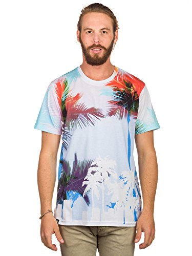 Herren T-Shirt New Era Miami Vibe AOP T-Shirt Miami