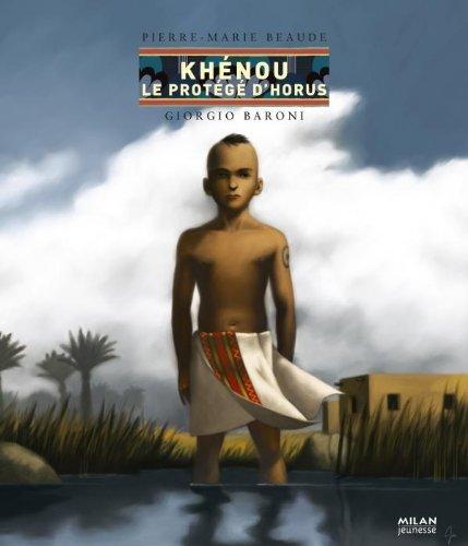 Khénou, le protégé dHorus