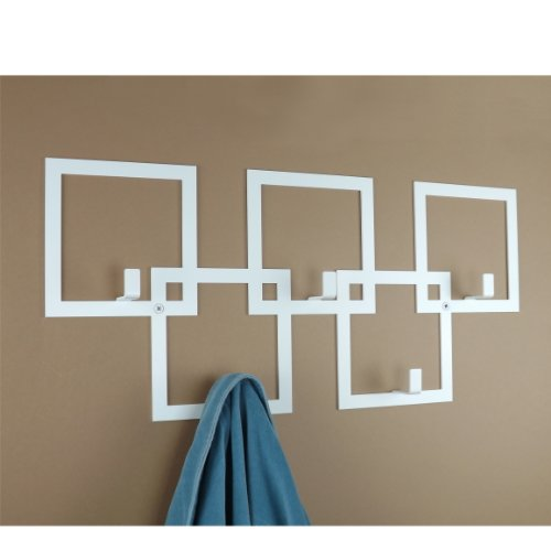 Appendiabiti da parete design contemporaneo grandi - Appendiabiti design a muro ...