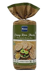 Haim Multigrain Brown Rice Cakes (Pack of 2) (Multigrain)