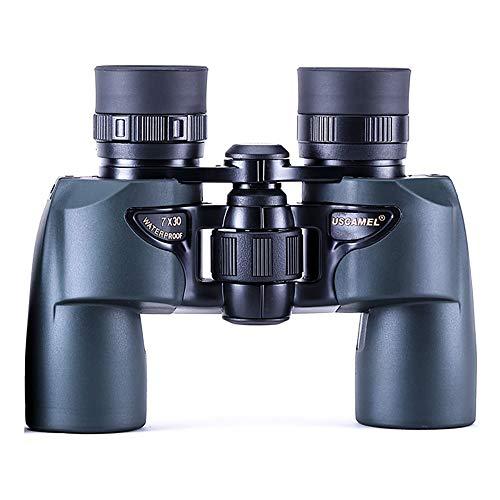 JohnnyLuLu 8x42 HD Hochleistungsfernglas Wasserdichtes Vergrößerungsteleskop mit Fernsicht für Vogelbeobachtung/Jagd/Wandern/Segeln 6 X 4.5 Film