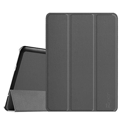 Fintie Hülle für Samsung Galaxy Tab S2 9.7 T810N / T815N / T813N / T819N 24,6 cm (9,7 Zoll) Tablet-PC - Ultra Schlank Cover Schutzhülle Tasche mit Auto Schlaf/Wach Funktion, Himmelgrau