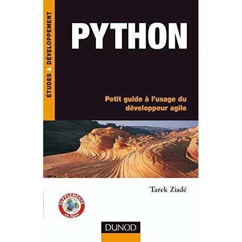 Python - Petit guide à l'usage du développeur agile - Livre+compléments en ligne