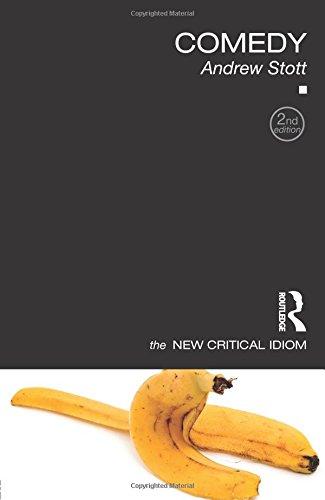 Comedy (The New Critical Idiom)
