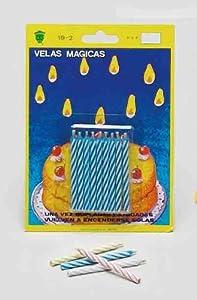 Sanromá - Broma. velas mágicas de Sanromá