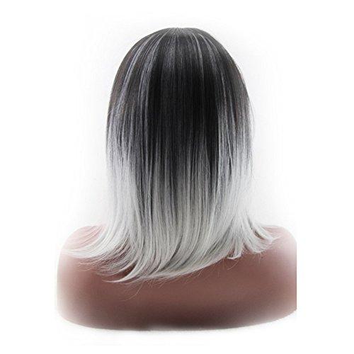 Bllomsem-Cosplay-Wig-Heat-Resistant-Synthetic-Bobo-Black-gray-Short-Wigs