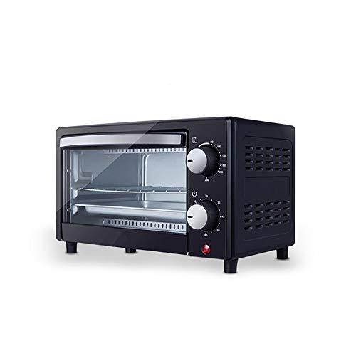 Mr.Fragile Mini Horno De 12 litros, Cocina Y Parrilla, Control De Temperatura...