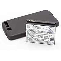 EXTENDED BATTERY LI-ION 2400mAh suitable for HTC Desire, Desire US, Bravo, A8181, Telstra, Triumph replaces BA S410, 35H00132-05M, 35H00132-00M