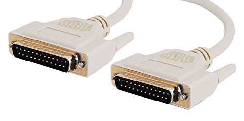 Cables To Go DB25männlich/männlich Kabel, beige grau 75 Feet/22.86 Meters (75' Pc)