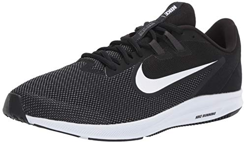 Nike Downshifter 9 Scarpe da Running Uomo, Nero (Black/White/Anthracite/Cool Grey 002), 45 EU