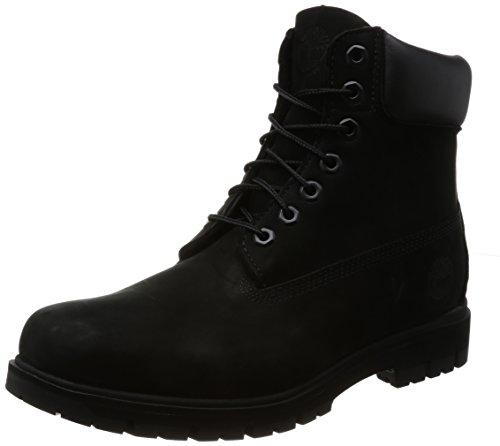 TIMBERLAND - Redford 6 Boot WP Red Br - Herren Boots - Braun Schuhe in Übergrößen, Schwarz, 43.5 EU (Boot 6)