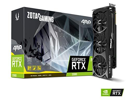 Zotac zt-t20800d-10p scheda grafica NVIDIA GeForce RTX 20808192MB