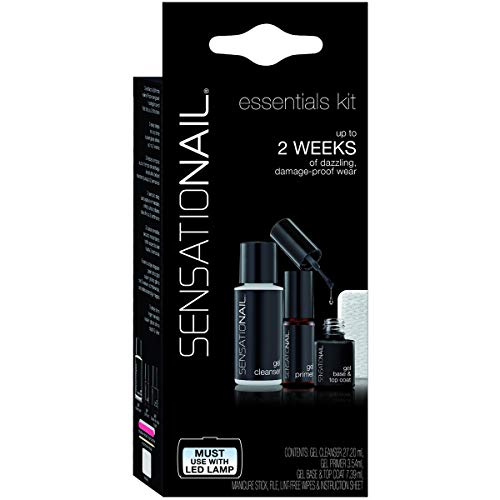 SensatioNail Essentials Kit, 1 Stück -