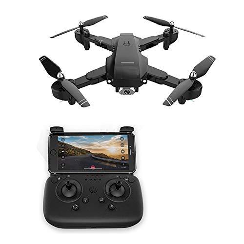 AIUYER Drohne mit Kamera 1080P HD WiFi FPV Live Übertragung,Quadrocopter,Follow-Me-Modus,3D Flip,Flugbahn Flug