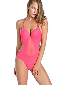 4a76e58e0afa 2Piece Bikini Nuoto Sport Costume delle Donne del Costume da Bagno Costumi  da Bagno e Abbigliamento