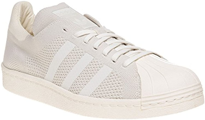 adidas Superstar 80's Primeknit Herren Sneaker Weiß -