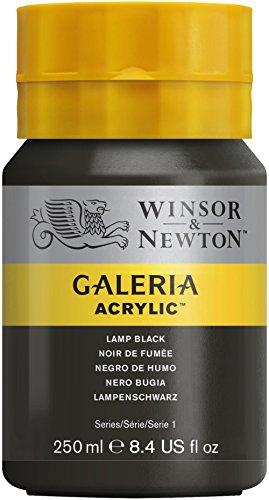 winsor-newton-galeria-acrylic-pintura-acrilica-250ml-color-negro