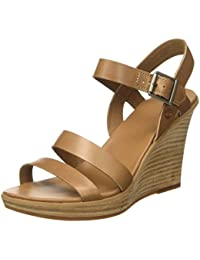 timberland womens wedge sandals