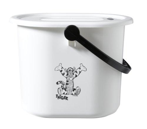 bébé-jou 6161 - Windeleimer Disney Tigger Weiß