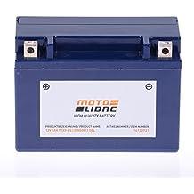 Batteria 12V 8AH YTX9-BS GEL motolibre 50812Yamaha X MAX 250SG2513–14