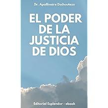 EL PODER DE LA JUSTICIA DE DIOS