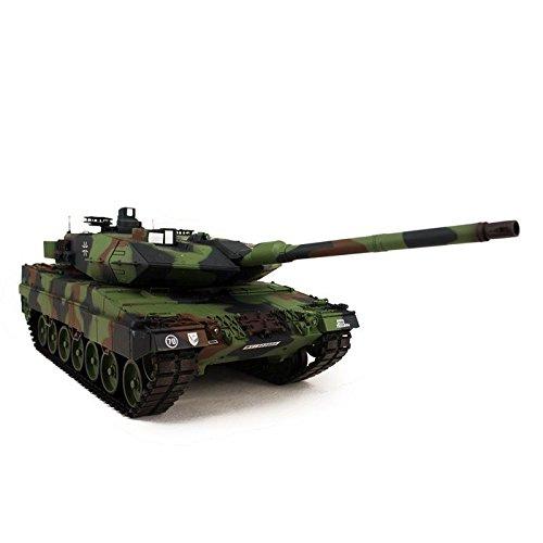 Torro Leopard 2A6 Panzer 2.4 Ghz 1/16 Torro-Edition - 4