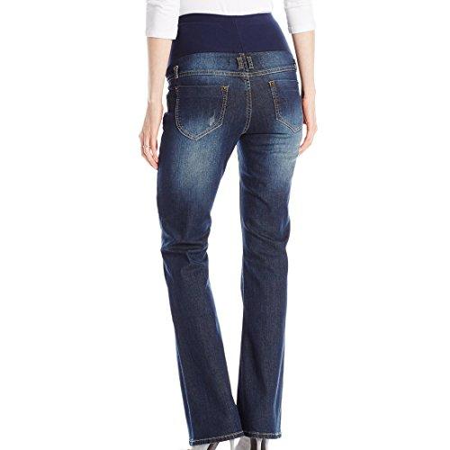 Generic - Jeans spécial grossesse - Femme Indigo foncé