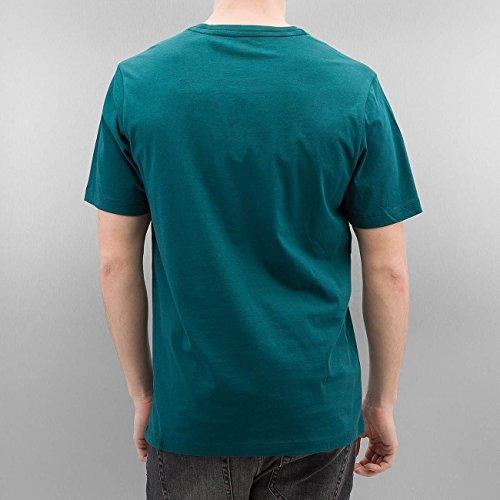 Bench Herren T-Shirt Logo Tee Grün