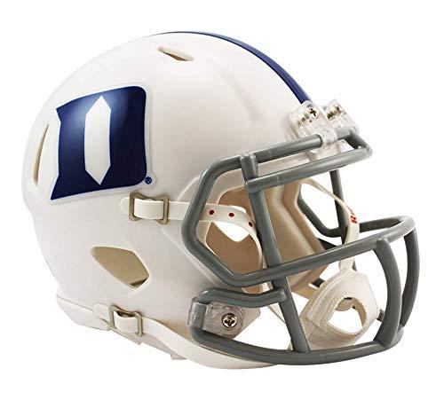 NCAA Duke Blue Devils Speed Mini-Helm (Football Helm Blue)