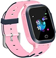A36E Kids Smart Watch 4G Wifi GPS Tracker Fitness Watch Phone SOS Alarm Clock with Camera