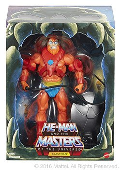 Mattel Masters of the Universe Classics Club Grayskull Beast Man 2 0 Action Figure by Mattel