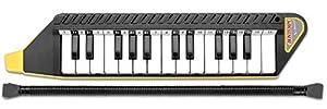Bontempi-334262-Melódica 25Teclas con Sonido Funda, 334262, Blanco Negro