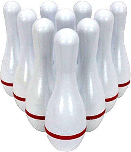 Shuffleboard Bowling Pins–Set von 10von Sun Glo Shuffleboard Produkte