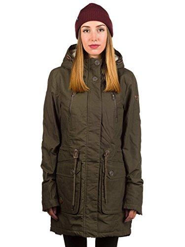 Ragwear Elsa Jacket Navy Olive