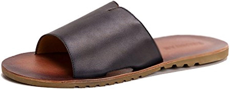 ZPJSZ Sandali da Spiaggia per La Gioventù Casual da Uomo | Bel Colore  | Maschio/Ragazze Scarpa
