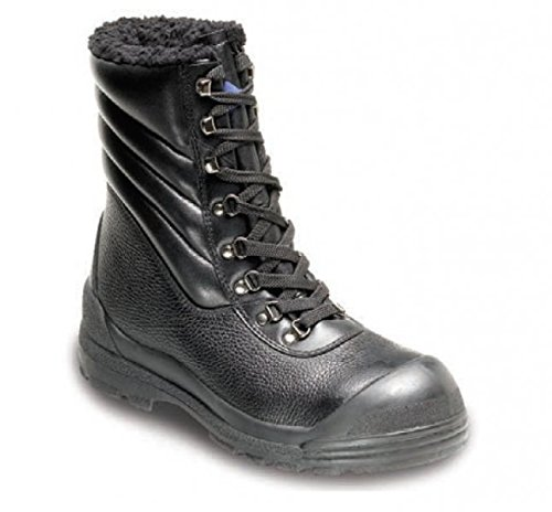 AEROSTAR 233 Sicherheitsschuh Sicherheitsschuhe Hoch Stiefel Winter gefüttert S3, Größe:42