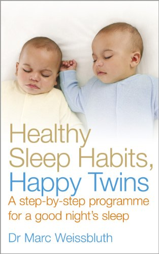 , Happy Twins: A step-by-step programme for sleep-training your multiples (English Edition) ()