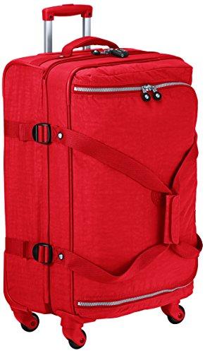 Kipling - CYRAH M - 71 Litri - Trolley - Vibrant Red - (Rosso)