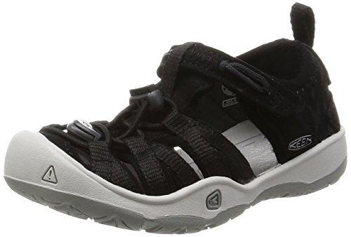 MOXIE BLACK Sandalen Keen waterproof Zehenschutz Size 24 EU