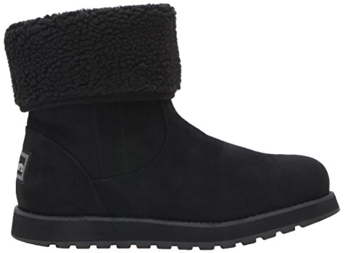 Skechers Womens Keepsakes - Mid Adjustable Winter Boot Black