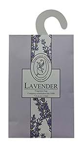 Feel Fragrance TM Scented Sachet with Hook for Closet (Lavender) by Feel Fragrance