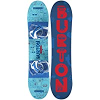 Burton After School SPE Tabla de Snowboard, Niños, Azul/Rojo, 090