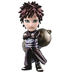 Most lottery NARUTO- Naruto -. Shippuden World Collectible Figure B Award Gaara metallic color ver separately 5