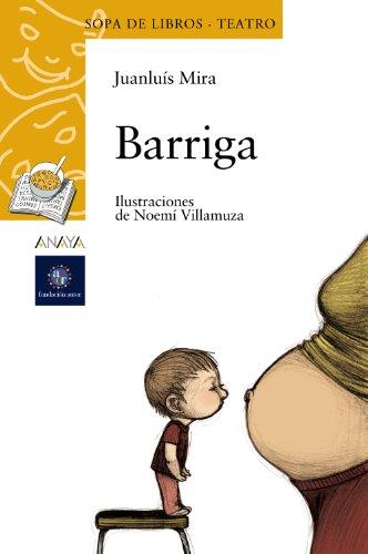 Barriga / Belly (Sopa De Libros) por Juanluis Mira